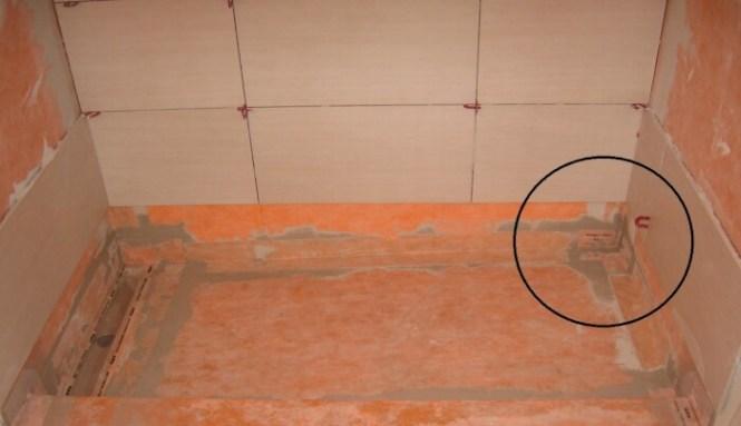 Waterproof Sheet Membrane Tile Bathroom Shower Installation In Seattle
