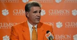 Clemson AD disappointed with loss of rivalry game