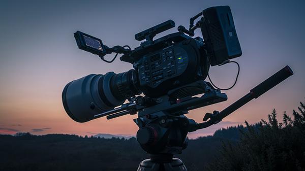 4K Camera Equipment