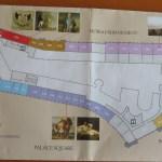 General Staff Building 2nd floor map
