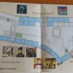 General Staff Building 3rd floor map