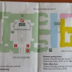 Hermitage main buildings plan