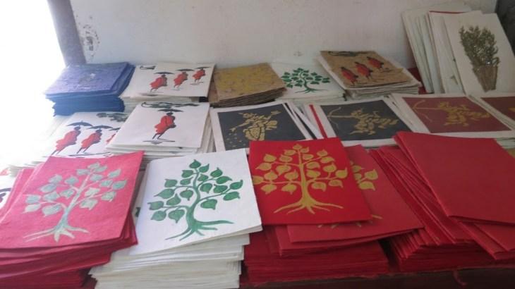 papercrafts bank xang khong
