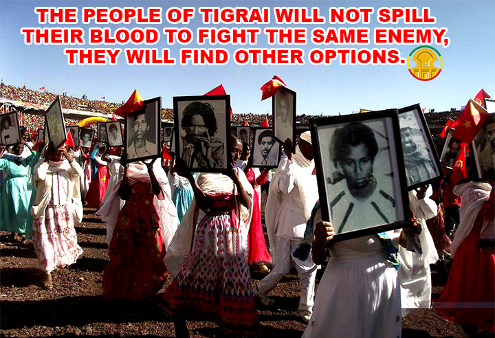 Tigrai people have sixty five thousand reasons to be vigilant