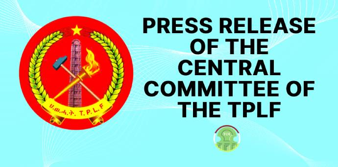 TPLF calls upon all Ethiopians and international institutions