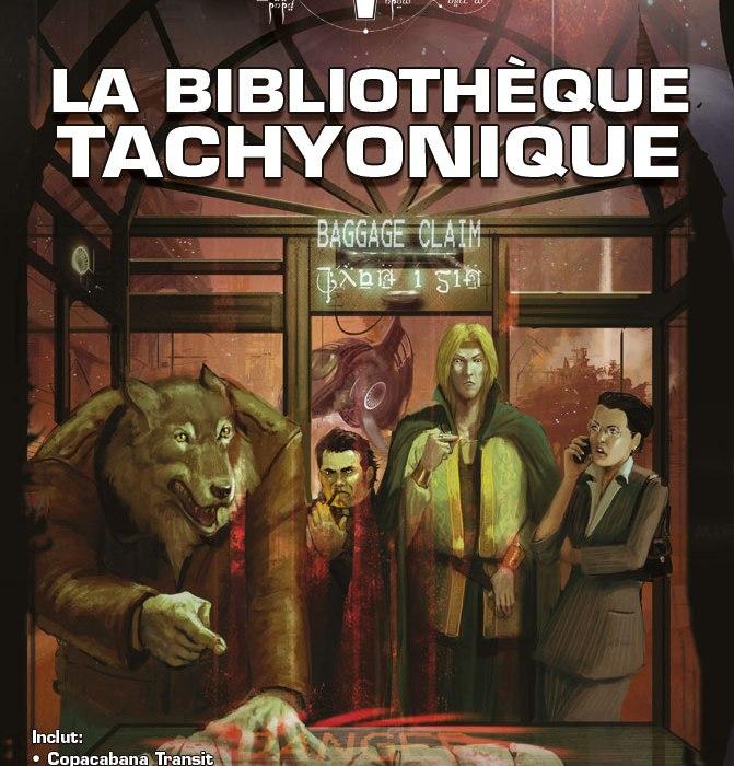 La Bibliothèque tachyonique