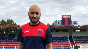 """Cristian Ledesma: """"A mi entender el equipo juega de buena manera y termina perdiendo por detalles"""""""