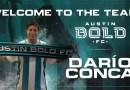 Darío Conca seguirá su carrera en EE.UU.