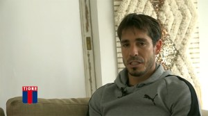 """Martín Galmarini: """"Hay que meterle al 110 por ciento si queremos quedarnos en Primera"""""""