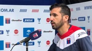 """Mariano Echeverría: """"Vengo a ofrecerle al club lo que necesita"""""""