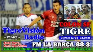 Tigre debuta en la Copa de la Superliga