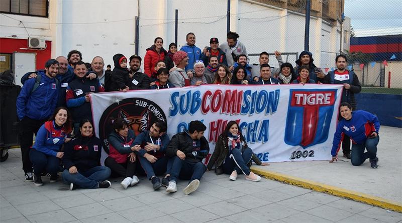 La Subcomisión del Hincha de Tigre festejó su primer aniversario