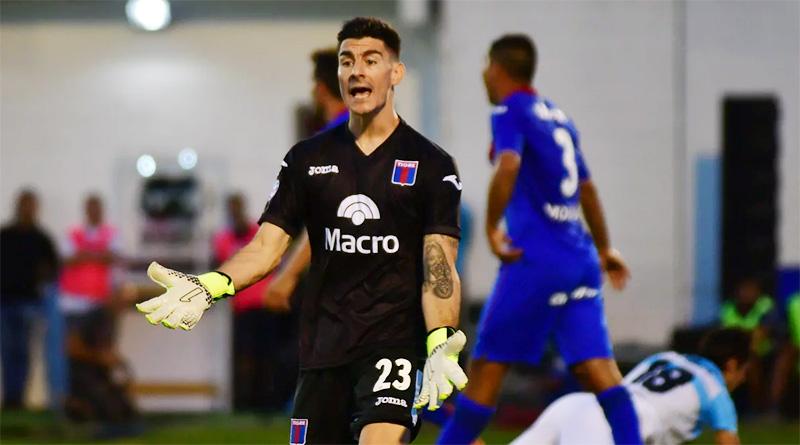 """Gonzalo Marinelli: """"Sabemos que el técnico está muy comprometido con nosotros, de hecho dio la palabra de quedarse"""""""