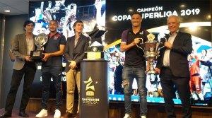 Organigrama del Trofeo de Campeones