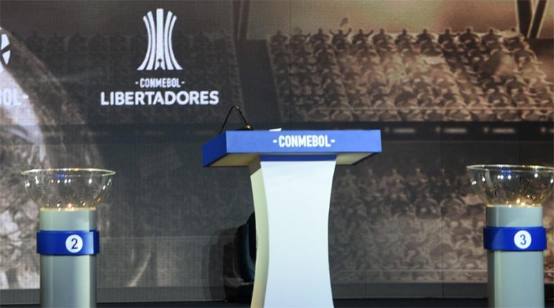 Se sortea la Copa Libertadores 2020