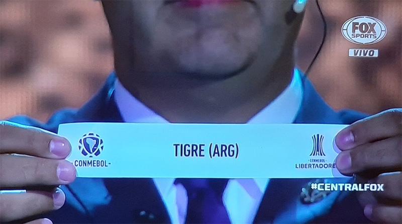 El Matador en el Grupo B de la Libertadores