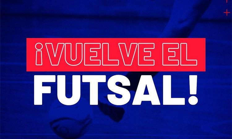 Anunciaron el regreso del Futsal al Matador