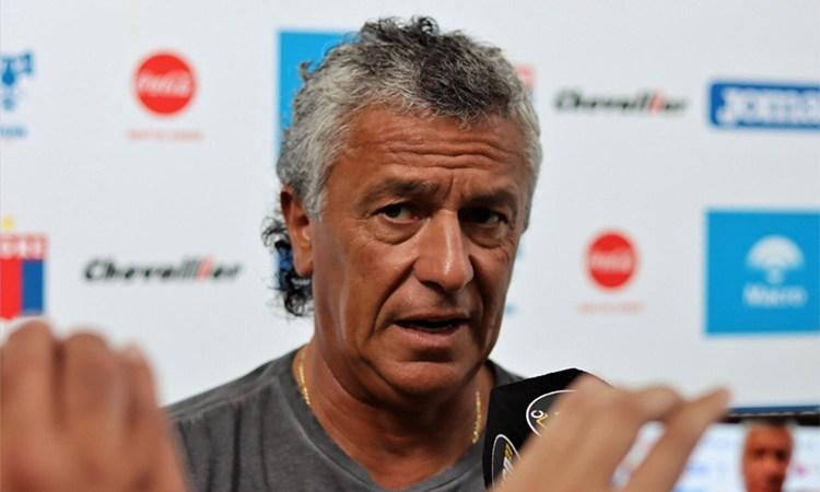 """Néstor Gorosito en Radio La Red: """"La idea en un principio, es continuar hasta que termine el torneo"""""""