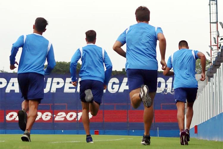 La intención es volver a los entrenamientos el 10 de agosto