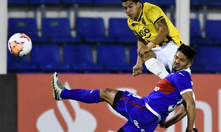 Otra decepción de Libertadores