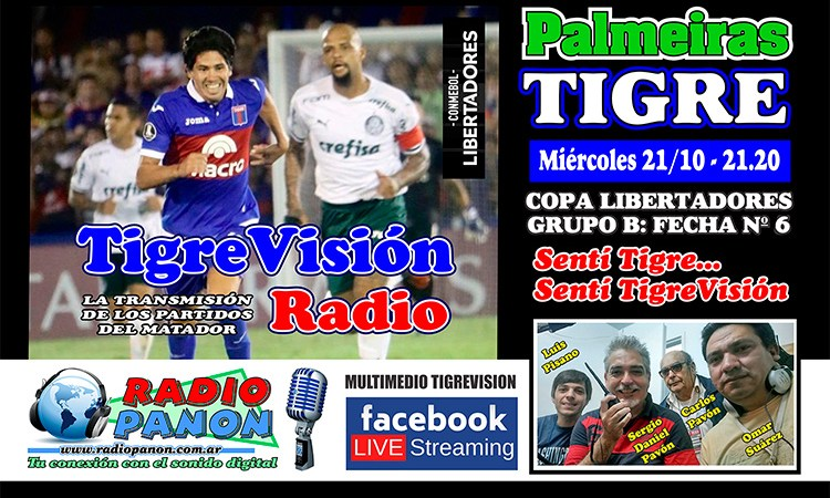 Tigre cierra su participación en la Libertadores