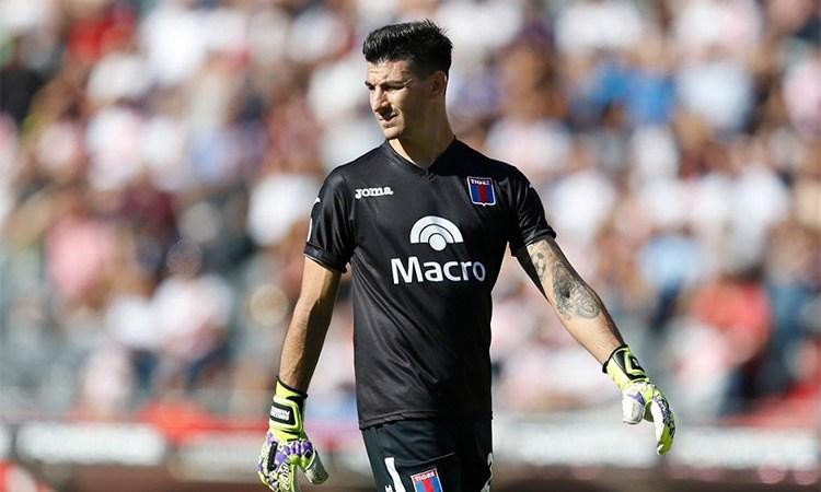 """Gonzalo Marinelli: """"Ahora el foco está en el ascenso, que es lo que más queremos"""""""