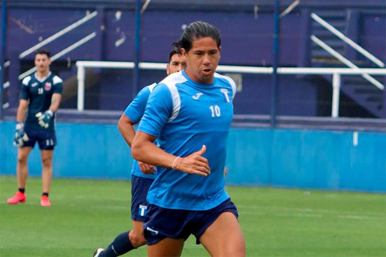 Diego Morales es baja de último momento