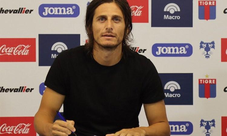 Sebastián Prediger renovó contrato