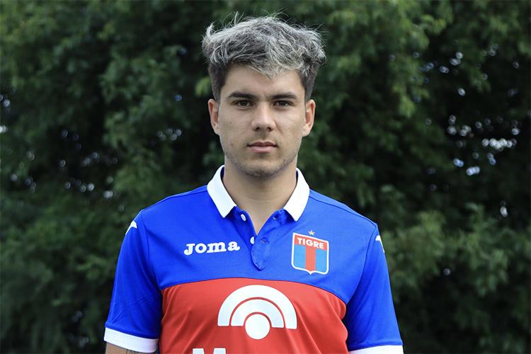 Lucas Blondel firmó por tres años