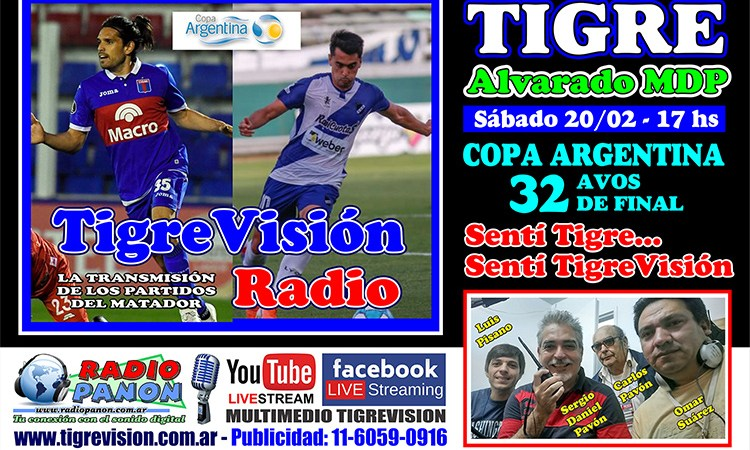 El Matador arranca la Copa Argentina ante Alvarado