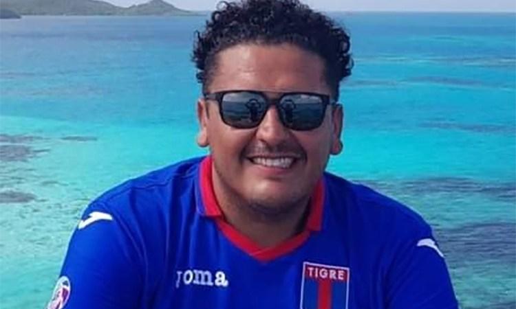 Ramiro Toscani y las obras de remodelación en prensa