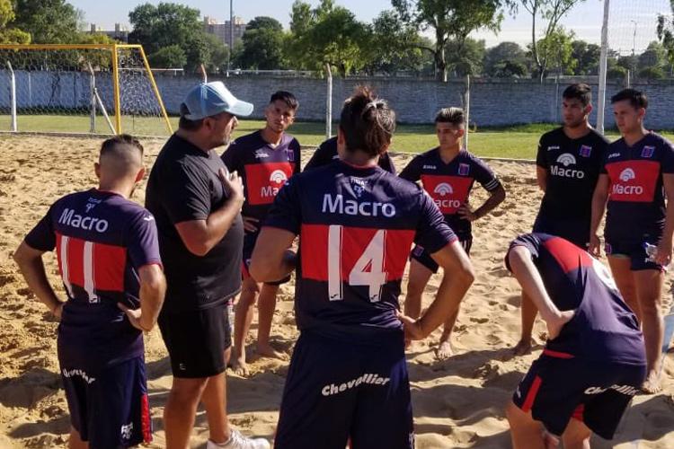 El Chino Casado y la actualidad del Fútbol Playa