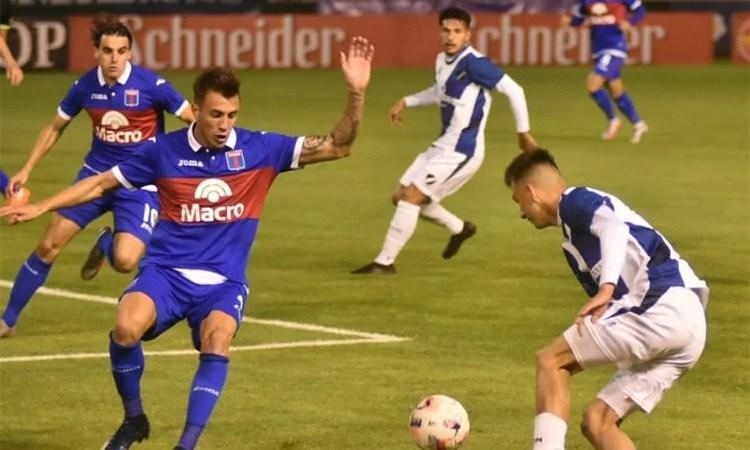 Tigre rescató un punto ante Alvarado
