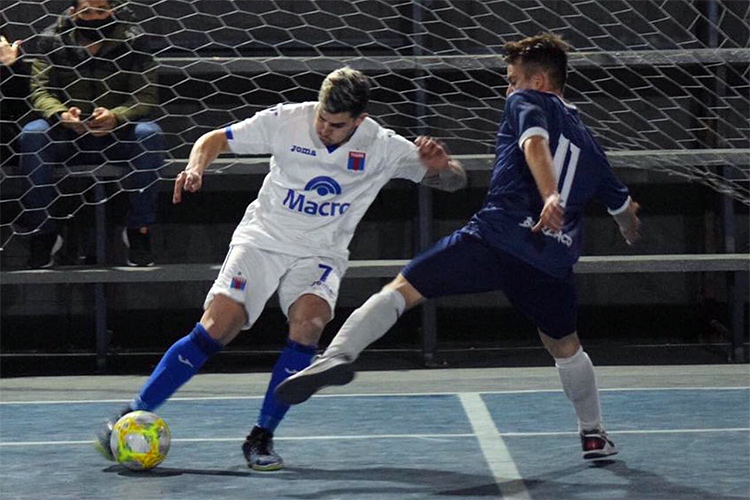 Derrota en el Futsal ante San Martín de Burzaco
