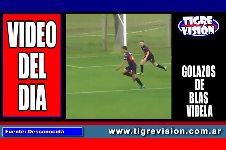Video del día: El guante en el pie de Blas Videla