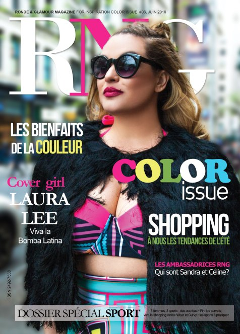 Couverture RNG Magazine- Color Issue
