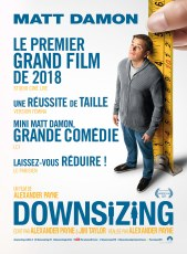affiche film downsizing