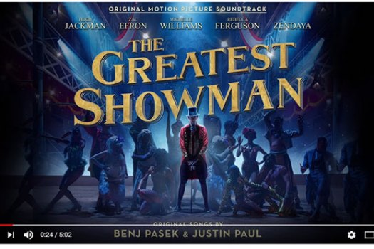 The Greatest Showman : une bulle d'air frais !
