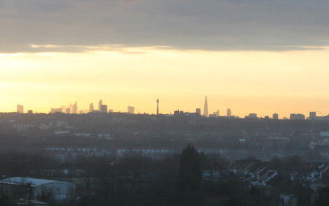 Wembley Sunrise