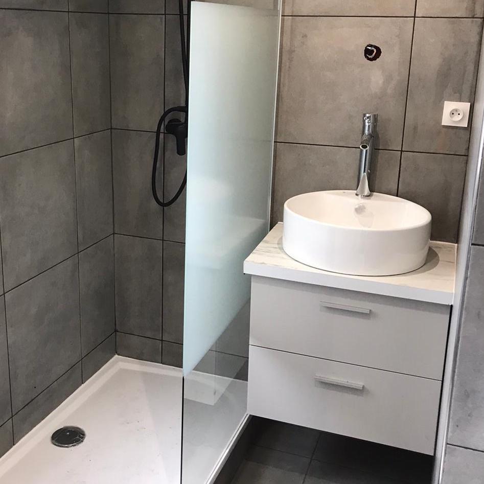 Rénovation complète F4 à Villiers-sur-Marne