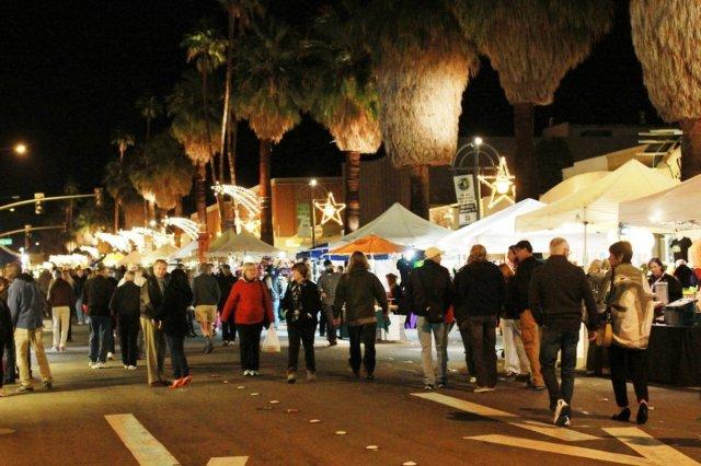 palm-springs-villagefest-on-5-december-2013