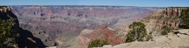 Grand Canyon panorama from Pipe Creek Vista