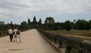 Angkor Wat on monesta syystä yksi maailman ihmeistä.