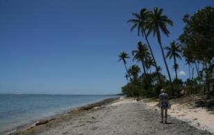 Fidzillä voit olla pikkusaaren ainoassa hotellissa.