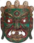Mahakala masker copy