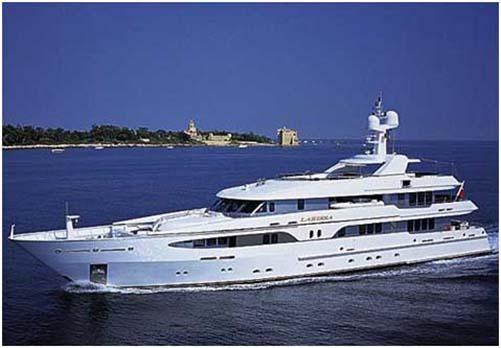 Yacht Larissa copy