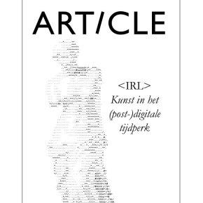 Article 20    Kunst in het (post-)digitale tijdperk