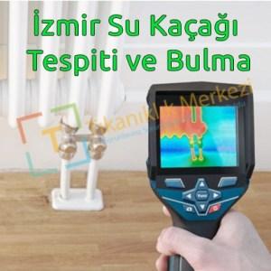 İzmir Su Kaçağı Tespiti Bulma