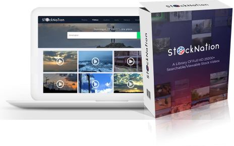 StockNation Review – 30,000 Full HD Videos for Less than the Price of 1.5 Cent