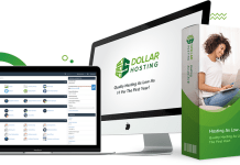 Dollar Hosting Review – Get 1 Year Of Web Hosting For Just A Buck!